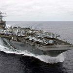 【北朝鮮情勢】米空母カール・ビンソン、朝鮮半島近海へ=北朝鮮をけん制―ロイター報道