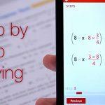 スマホで数式を写すと即回答してくれるアプリがあるらしい