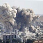 シリア空爆の動画がエグい