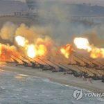 【北朝鮮情勢】史上最大規模の砲撃訓練 元山で金正恩が視察