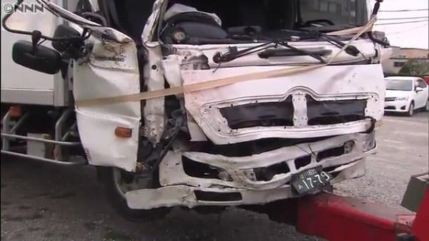 江別市事故 トラック