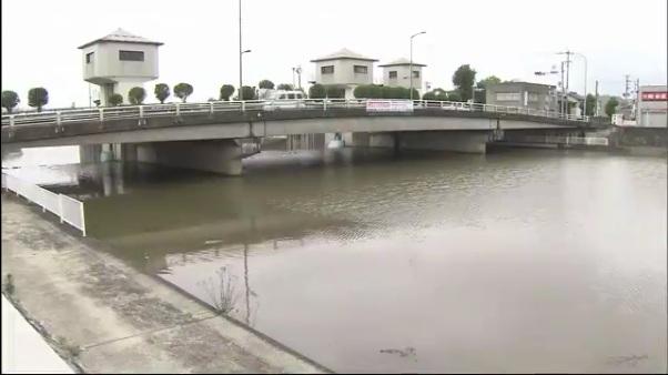 現場の福岡県田川市魚町の彦山川