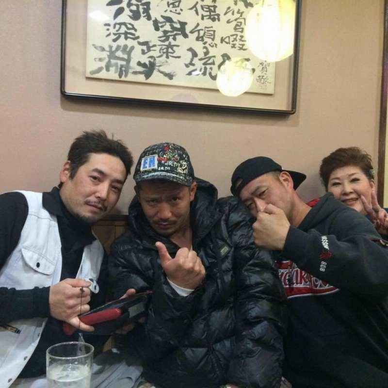 小林誠のFacebook顔画像