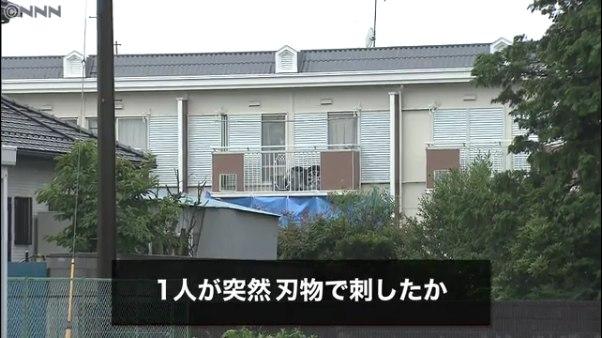 現場は埼玉県久喜市菖蒲町の「サンライフ菖蒲」