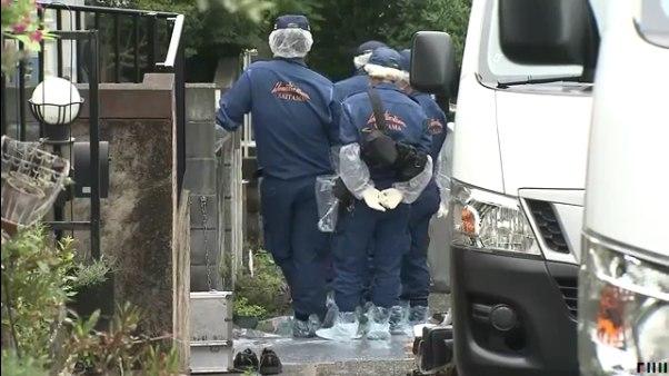 本郷功太郎さんの殺害現場は中2男子の自宅2