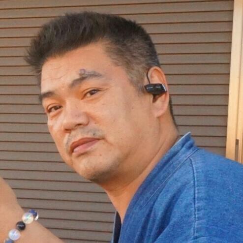 大澤康博のFacebook顔画像