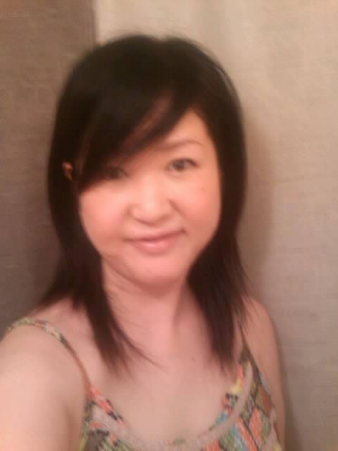 新立文子のFacebook顔画像