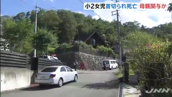 現場は兵庫県猪名川町木津の住宅
