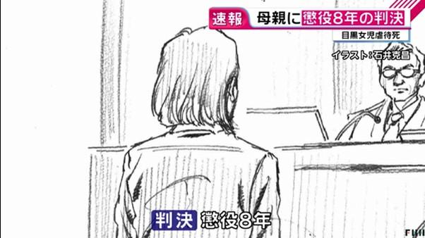 東京地裁「結愛ちゃんが感じた苦しみや悲しみ、絶望感は、察するにあまりある」2