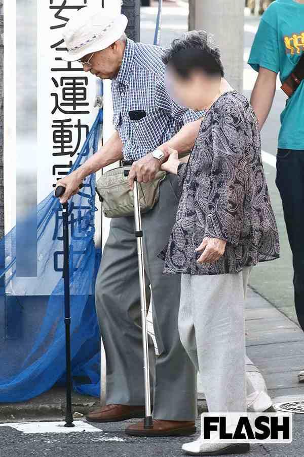 上級国民・飯塚幸三容疑者、FLASH直撃に「体調はよくないです」