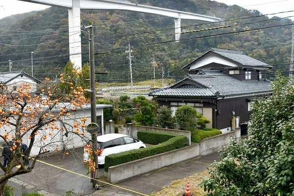 現場は福井県敦賀市道口7の住宅