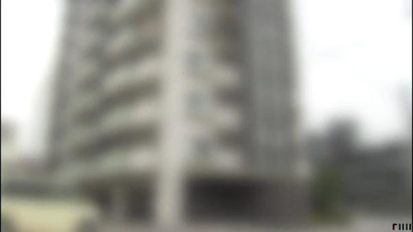現場は広島市南区宇品西4丁目の「ソシオ宇品」