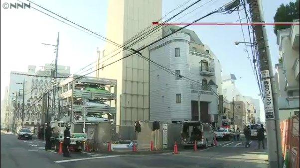 現場は川越市脇田本町の「セイント2」