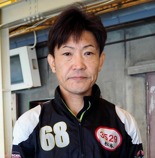 松本勝也選手のプロフィール