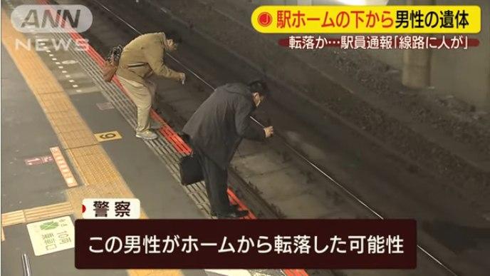 現場はJR熊谷駅