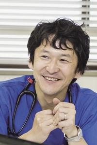 岩田健太郎教授のプロフィール
