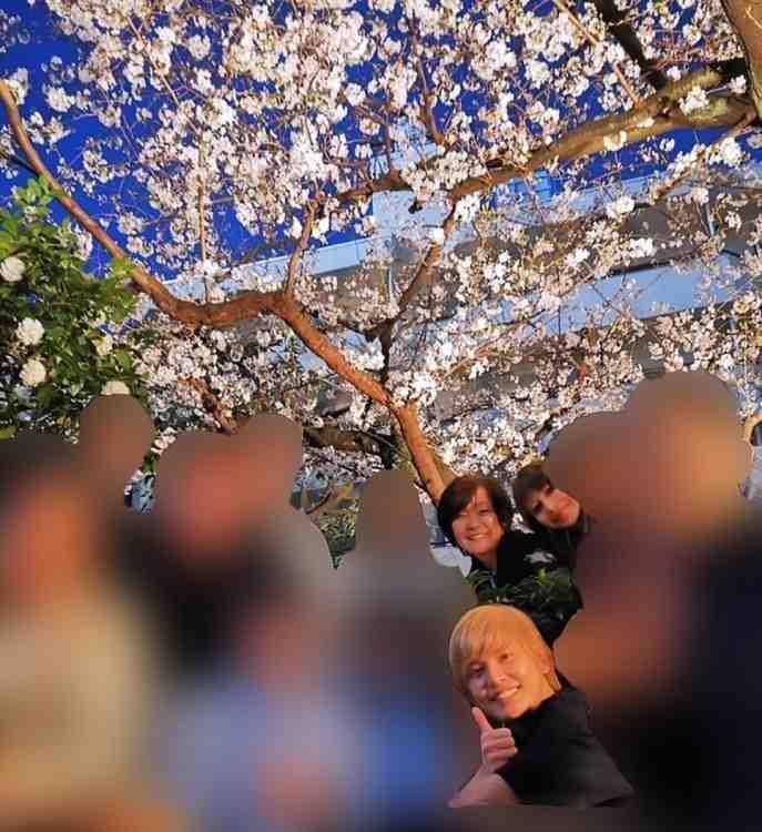 安倍昭恵氏が花見自粛要請の中で私的「桜を見る会」していた