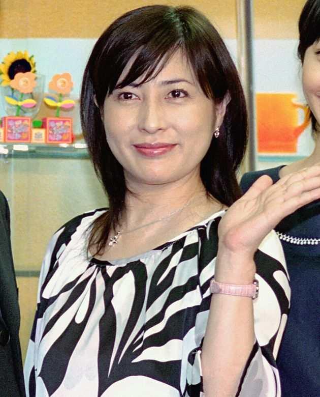 岡江久美子のプロフィール