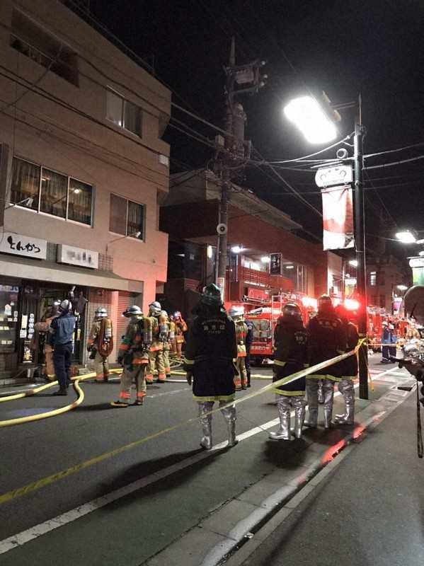 聖火ランナーのとんかつ店主 「とんかつ まるとし」の若山太郎さんが火災で死亡2