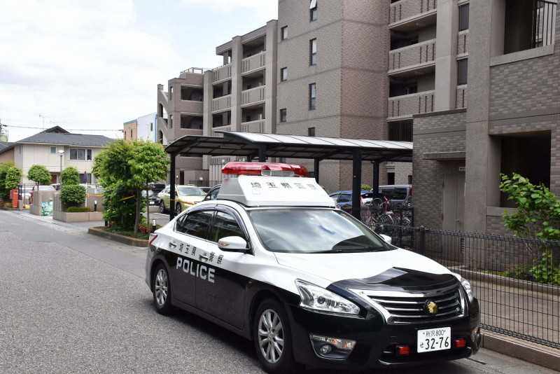 現場は埼玉県富士見市ふじみ野西3丁目の「タートルクレインふじみ野2」