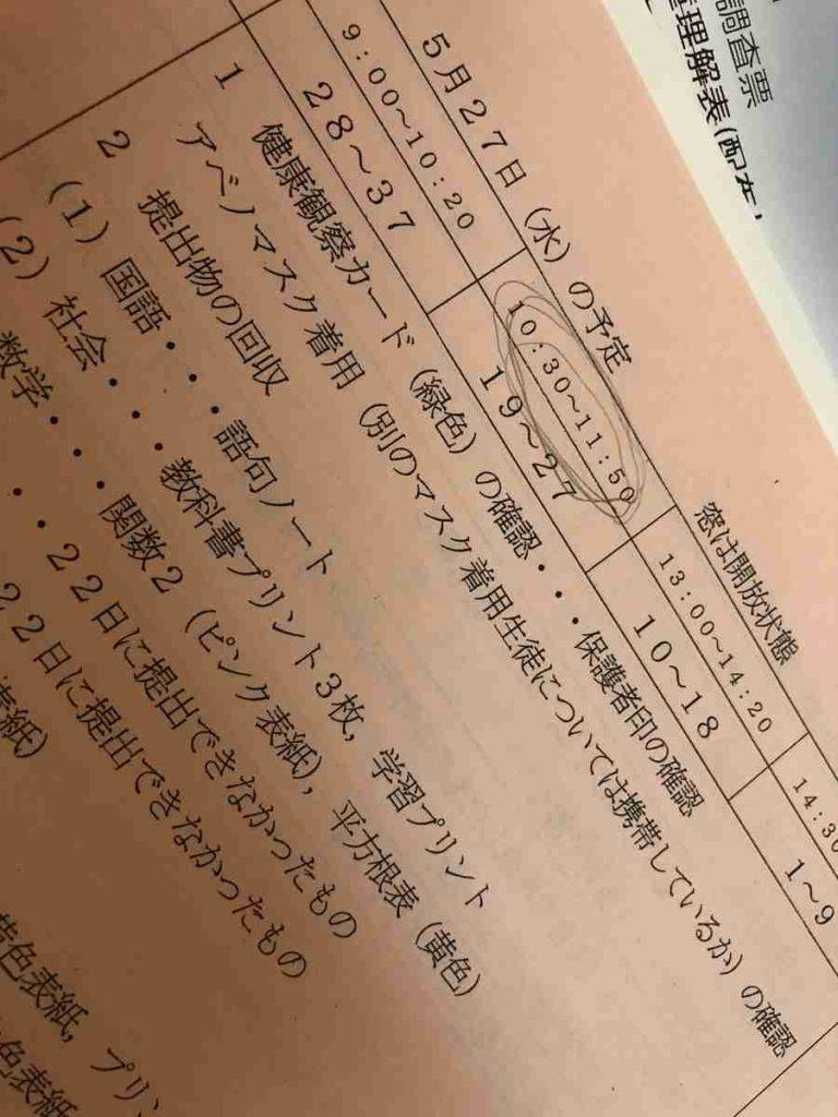 埼玉県深谷市の市立中学校が「アベノマスク」着用を強要2