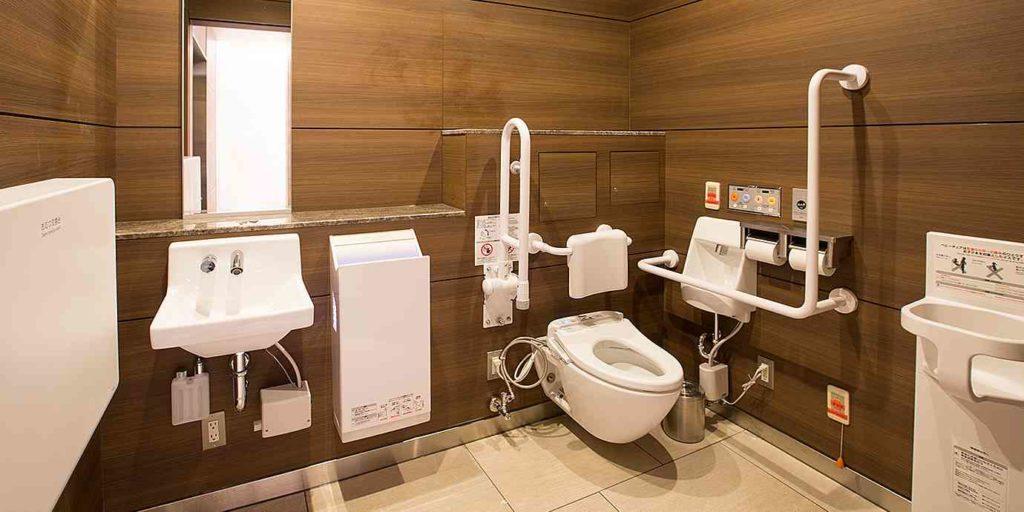 アンジャッシュ渡部建が使っていた六本木ヒルズの多目的トイレ