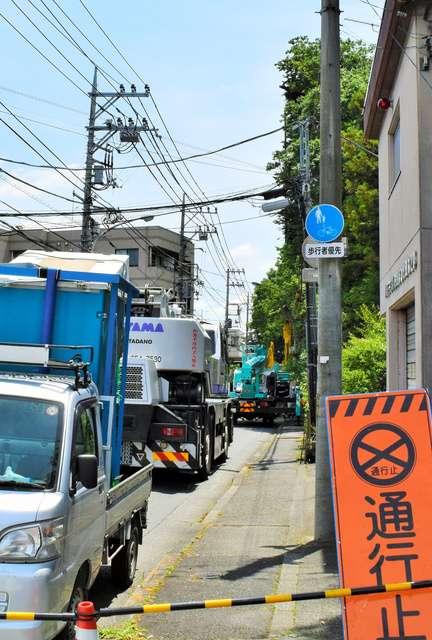 東京都八王子市の神社「天満社」の「ご神木」を行政代執行で伐採 伐採費用は約1250万円2