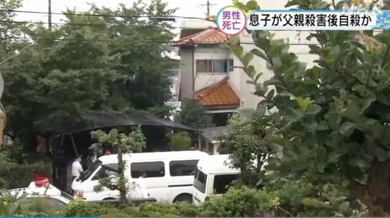現場は愛知県豊明市三崎町三崎の西川和男さんの自宅