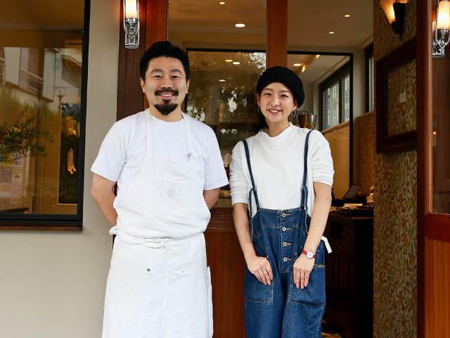 野口麻美さんは渋谷区西原の洋菓子店「Equal」のパティシエ