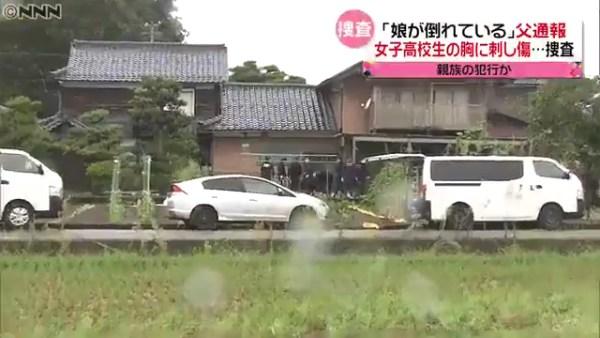 現場は福井市黒丸城町の住宅