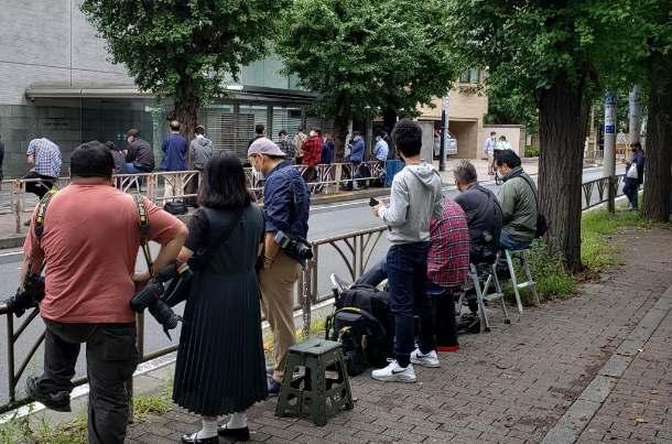 竹内結子さんの自宅は渋谷区広尾3丁目の「ガーデンパサージュ広尾」
