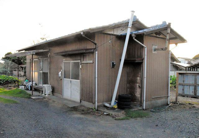 現場は茨城県ひたちなか市田彦の小沼勝の自宅