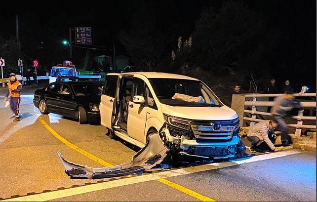山口県上関町の上関大橋に段差20センチ 段差に乗用車が衝突 専門家「初めて見るケース」 原因特定出来ず