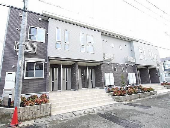 現場は亀岡市下矢田町4丁目の「ラヴィ-タフェリ-チェシモヤダ」