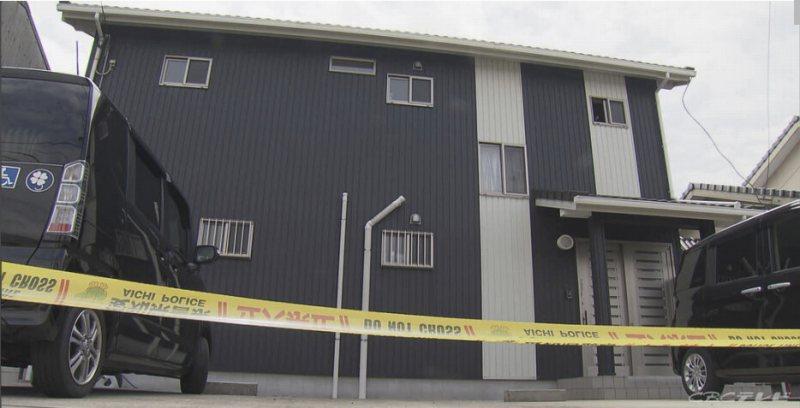 西尾市鎌谷町道入の住宅で小学3年の鈴木温大くんが包丁で刺され死亡 母親の鈴木桂さんが首を吊って死亡 無理心中か