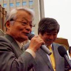 河合弘之弁護士は「脱原発弁護団全国連絡会」の共同代表