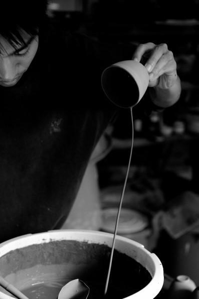 古川剛さんは天目陶芸作家