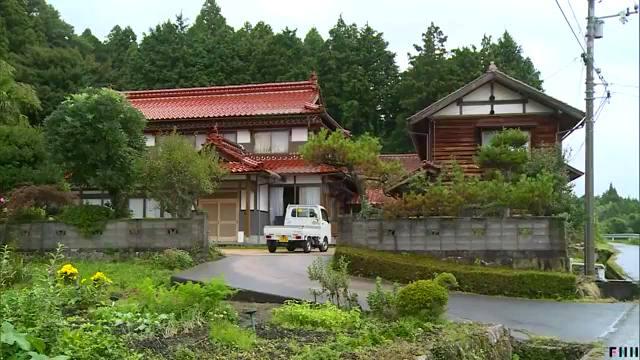 現場は鳥取県倉吉市関金町堀の福永裕子さんの自宅
