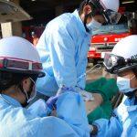 「はよしたれや」心肺停止の男性を救護活動中の救急隊員の頭をなぐる 韓国籍の男を逮捕「頭を指で押しただけ」と一部否認 京都