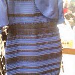 「白と金」か「青と黒」かで話題になってる