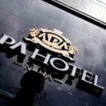 アパホテルの利用中止要求 中国政府、国内旅行業者に
