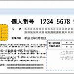 マイナンバーカードを申請した人は全体の14%らしい