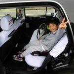 """【過疎】坪根地区、13年ぶり新小学1年生 """"通学タクシー""""導入 兵庫"""