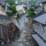 ニュージーランドで地震が起きると日本でも地震が起きるらしい