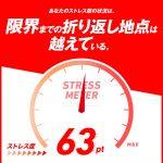 20問で判定できるストレス診断が人気らしい