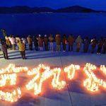 震災6年、鎮魂の朝=「家族見守って」―被災各地で遺族ら祈り・東日本大震災