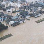 東海豪雨の日記