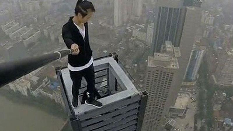 中国・湖南省長沙の62階建てビルの屋上から呉永寧さん 26 が転落死 母親の治療費や結婚資金を稼ぐ為だった